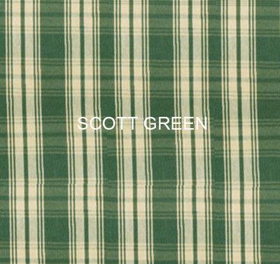 Kussens Scott Green