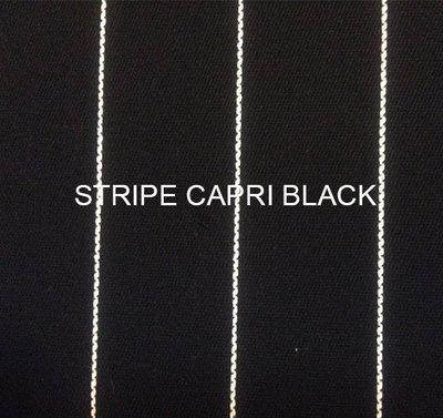 Kussens Stripe Capri Black