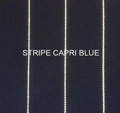 Kussens Stripe Capri Blue