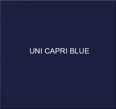 Kussens Uni Capri Blue