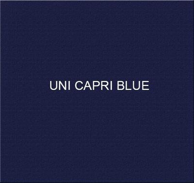 Stof Uni Capri Blue