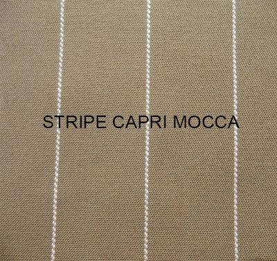 Kussens Stripe Capri Mocca