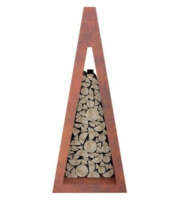 Quan Garden Art  Quadro Wood Storage I
