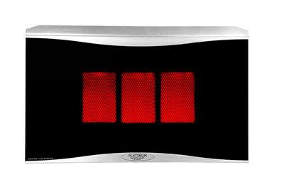 Bromic Platinum Smart-Heat 300 - Gas